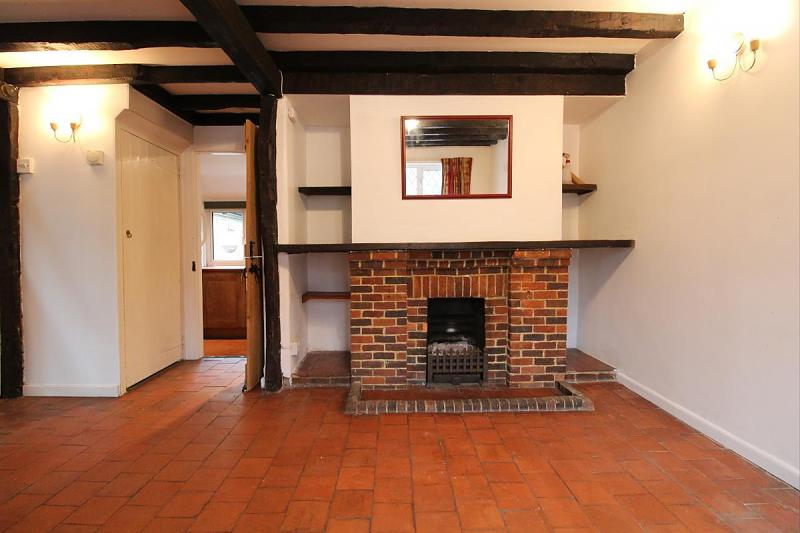 Fireplace - feature only
