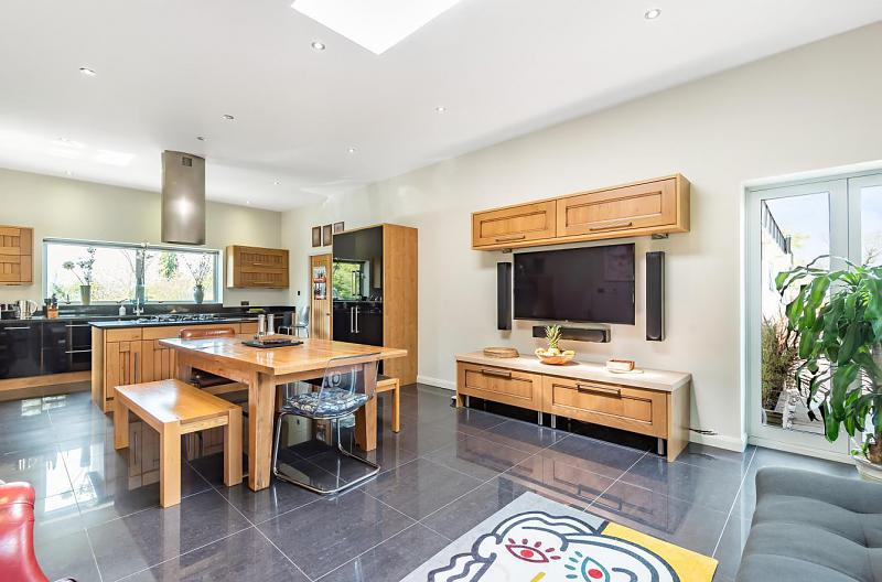 Kitchen/Dining/Family Room