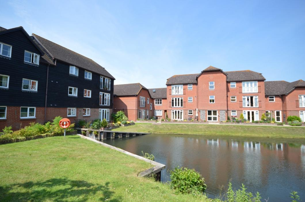 Rear aspect Apartment to rent in Bosham (Main)