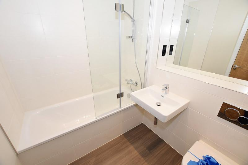 Family Bathroom House in Bersted