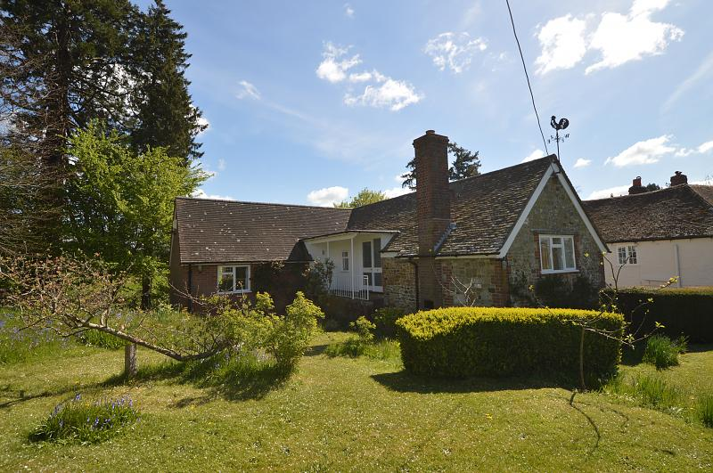 Front property to let in Rogate (Main)