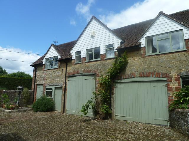 Rear view property to let in Rogate