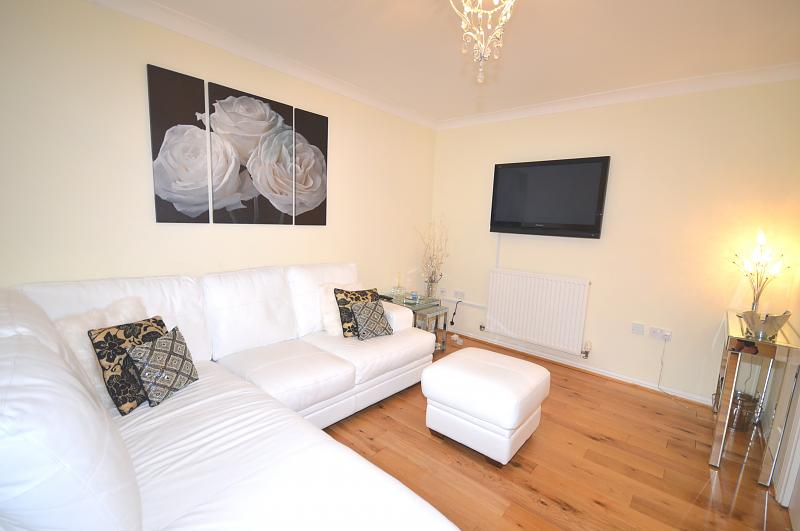 Flat to rent in Bracklesham Bay - Living Room