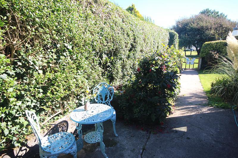 Side Garden table