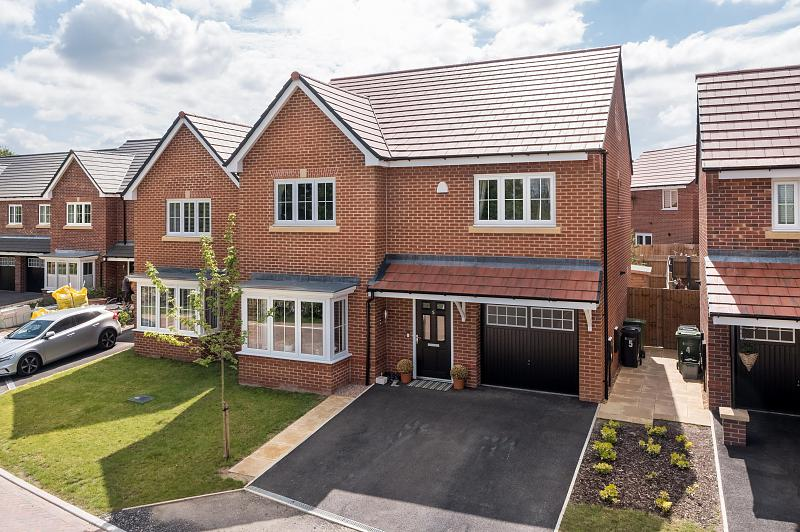 4 bedroom  Detached House for Sale in Moulton