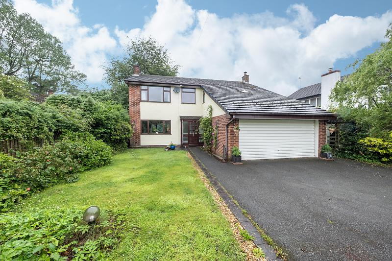 5 bedroom  Detached House for Sale in Cotebrook