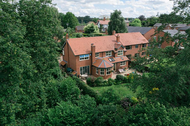 5 bedroom  Detached House for Sale in Church Minshull