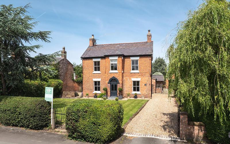 4 bedroom  Detached House for Sale in Tattenhall
