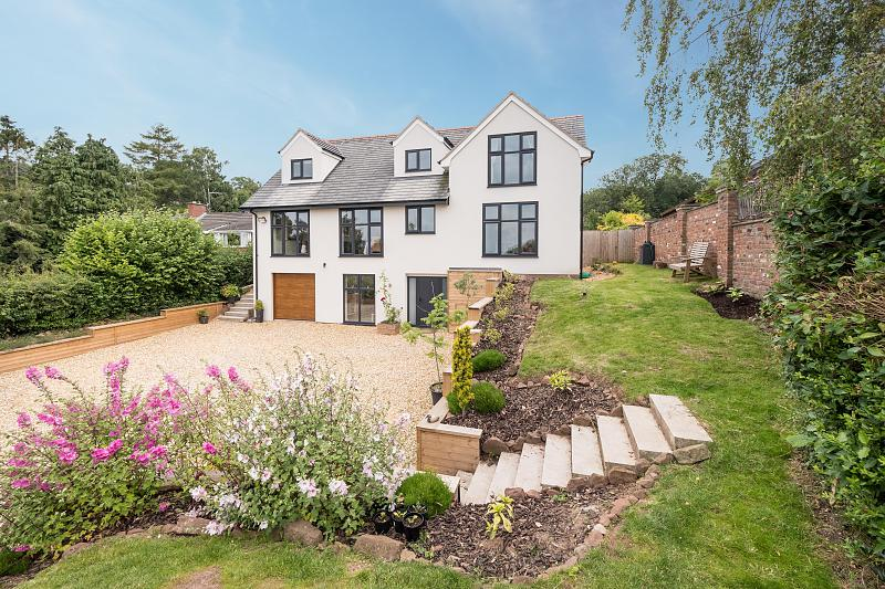 5 bedroom  Detached House for Sale in Kelsall
