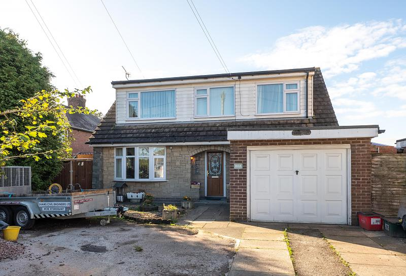 3 bedroom  Detached House for Sale in Northwich
