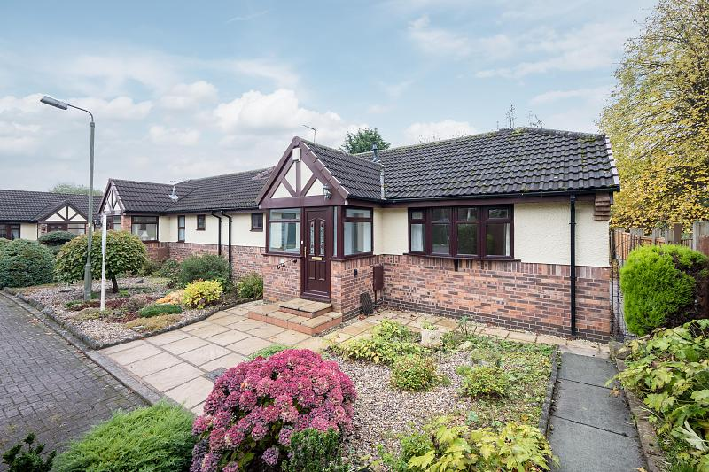 2 bedroom  Semi Detached Bungalow for Sale in Northwich