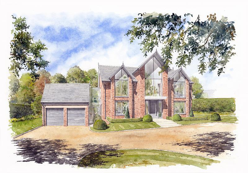 5 bedroom  Detached Land for Sale in Stapleford
