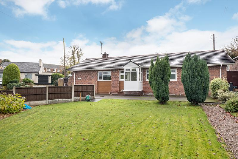 3 bedroom  Detached Bungalow for Sale in Northwich