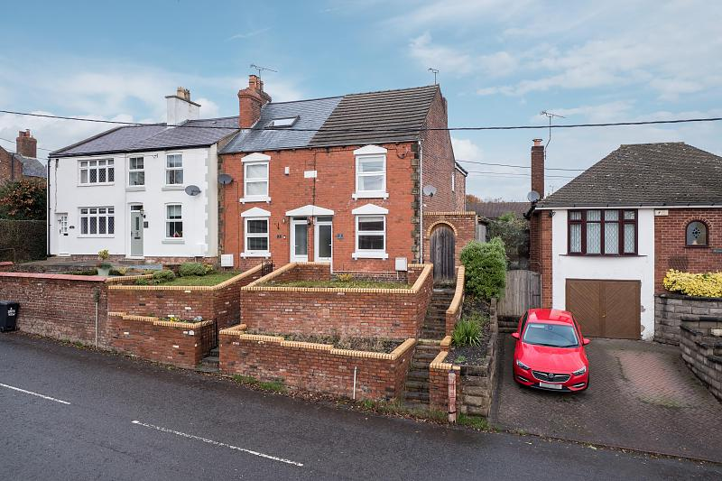 3 bedroom  End Terrace House for Sale in Northop Hall
