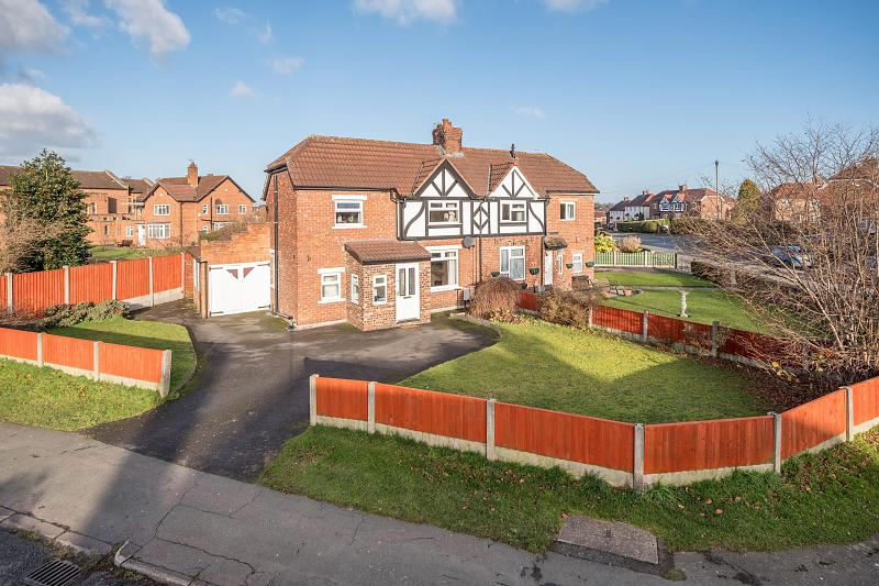 2 bedroom  Semi Detached House for Sale in Weaverham