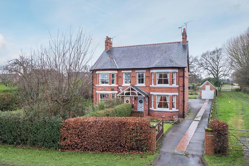 5 bedroom  Semi Detached House for Sale in Christleton