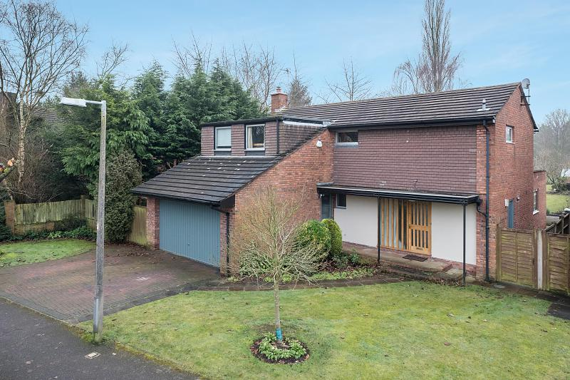 4 bedroom  Detached House for Sale in Cuddington