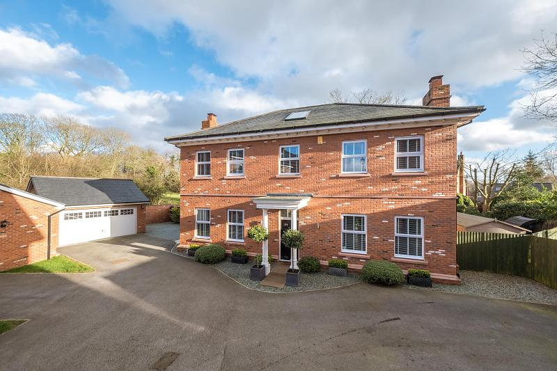 5 bedroom  Detached House for Sale in Tarporley