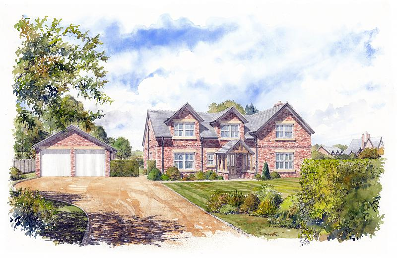4 bedroom  House for Sale in Wettenhall