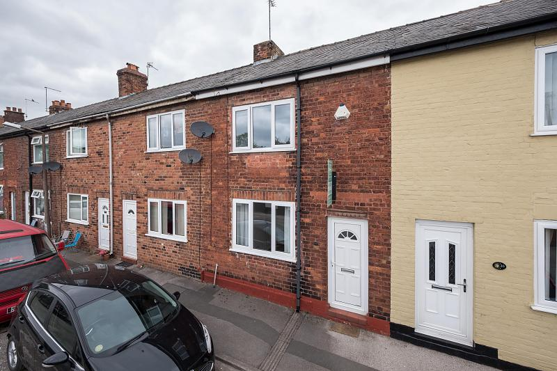 3 bedroom  Terraced House for Sale in Northwich