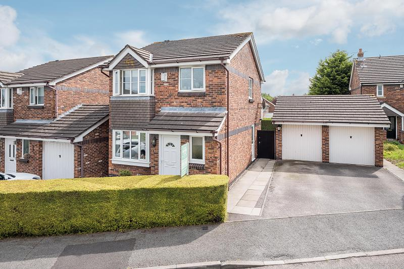 3 bedroom  Detached House for Sale in Tarvin