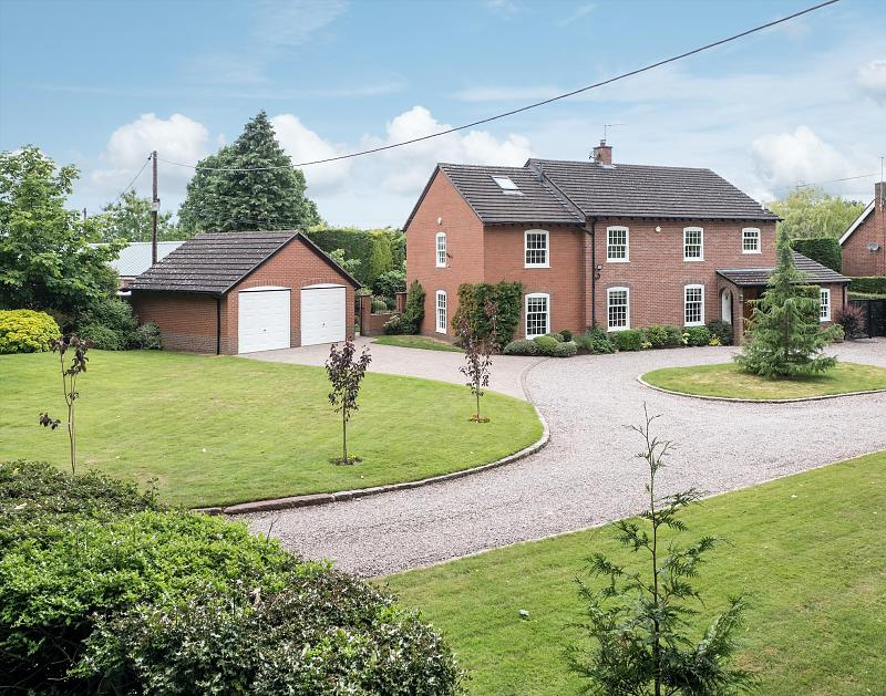 5 bedroom  Detached House for Sale in Rowton