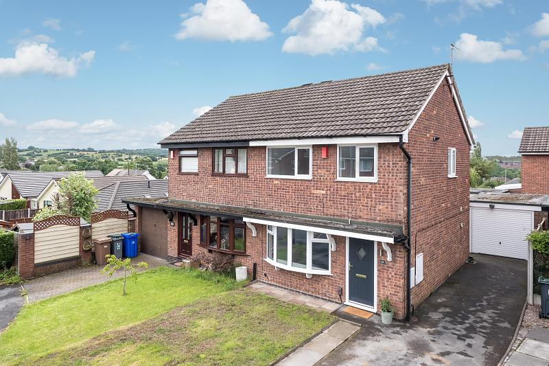 3 bedroom  Semi Detached House for Sale in Stoke-On-Trent