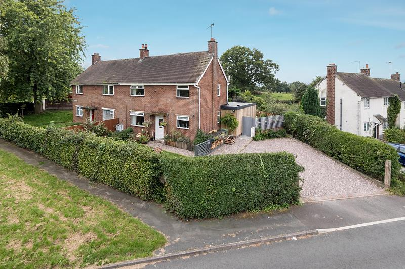 2 bedroom  Semi Detached House for Sale in Kelsall