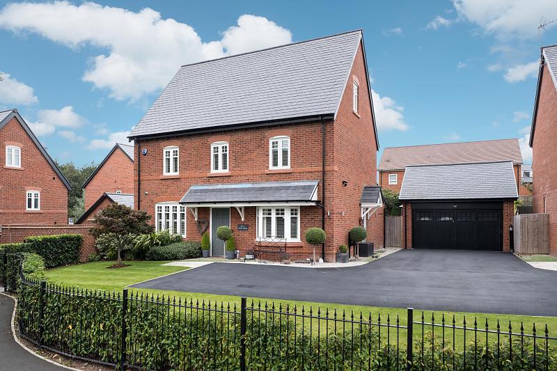 5 bedroom  Detached House for Sale in Tarporley