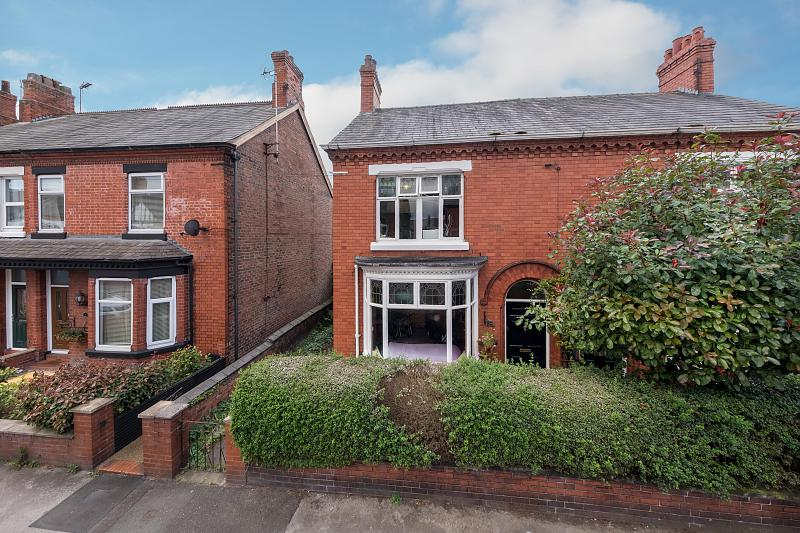 4 bedroom  Semi Detached House for Sale in Northwich