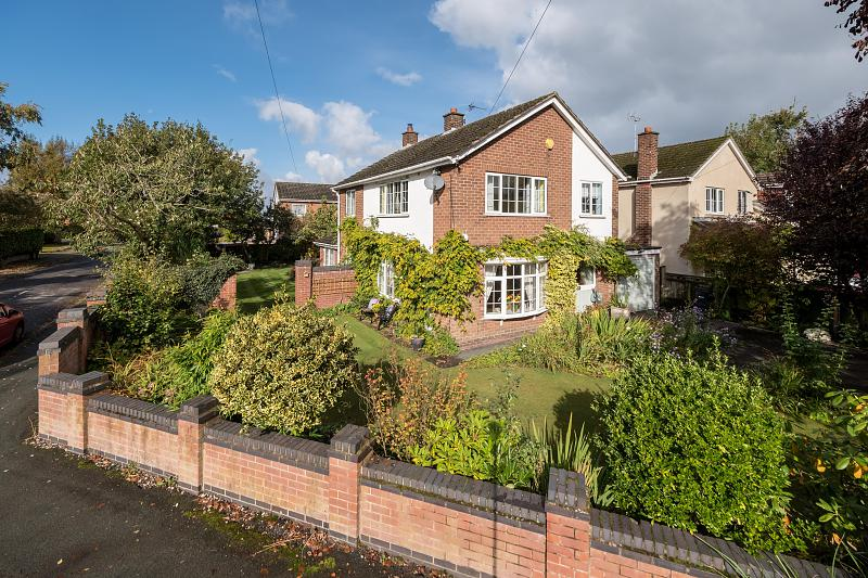 4 bedroom  Detached House for Sale in Little Leigh