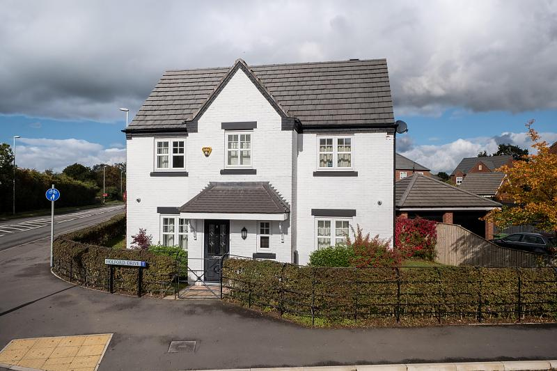 4 bedroom  Detached House for Sale in Winsford