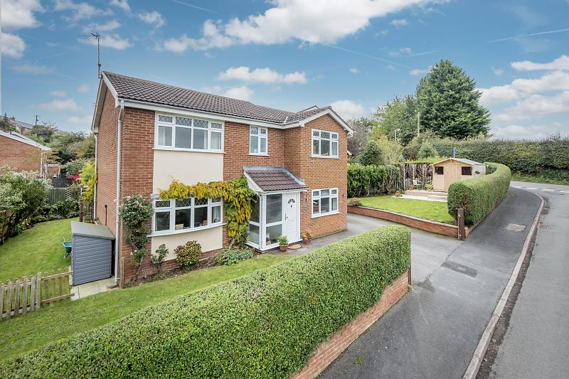 4 bedroom  Detached House for Sale in Utkinton