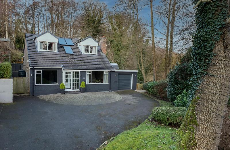 4 bedroom  Detached House for Sale in Mouldsworth