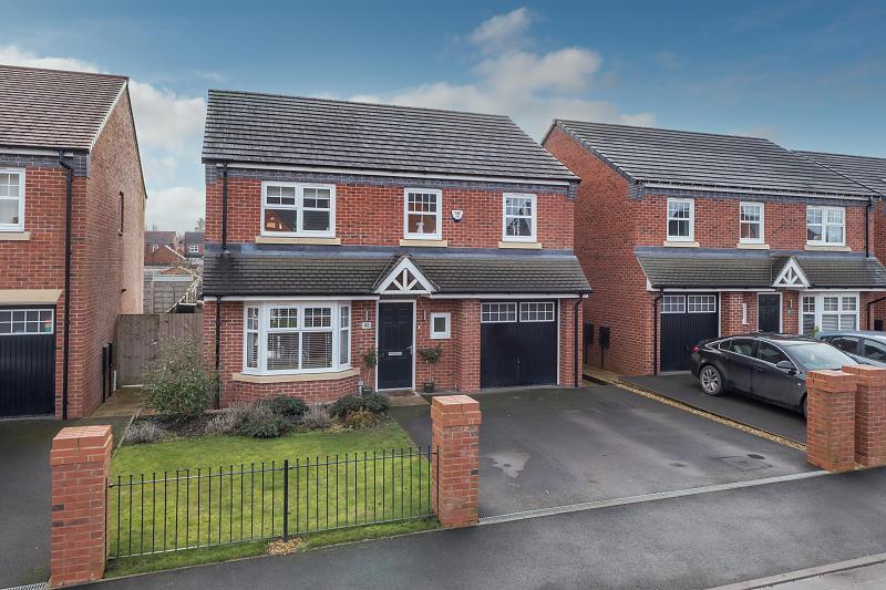 4 bedroom  Detached House for Sale in Winnington