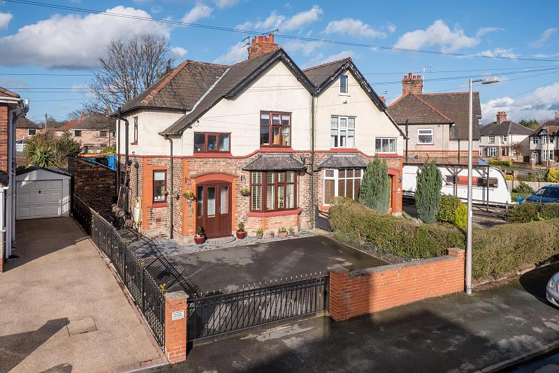3 bedroom  Semi Detached House for Sale in Winnington
