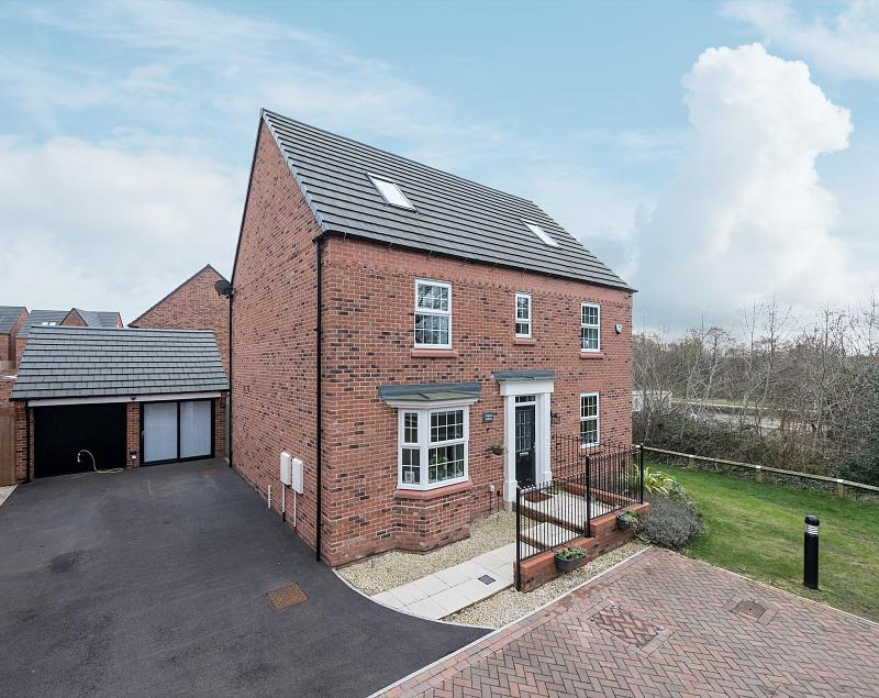 6 bedroom  Detached House for Sale in Elworth Nr. Sandbach