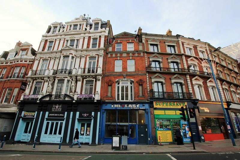 A Putney High Street,  Putney,  London,  SW15 1SL.