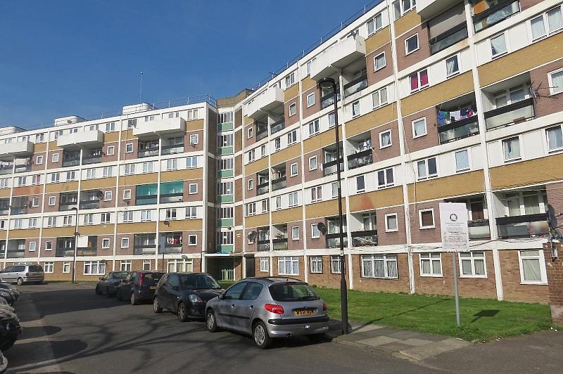 Warnham House,  Brixton Hill,  SW2 2SA.