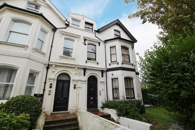 Flat 2, 33 St. Georges Road,
