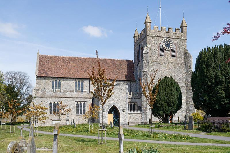 Wye Church